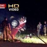 Clinton Duffer Of Cedar Hill Dies Following Fiery Rollover Crash In Adams