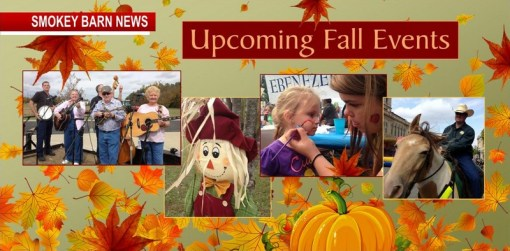 Fall Sept./Oct. Family Fun Events In & Around Robertson County