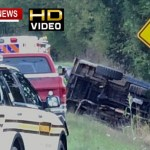 Authorities Say Driver In 76 Rollover Crash Murdered