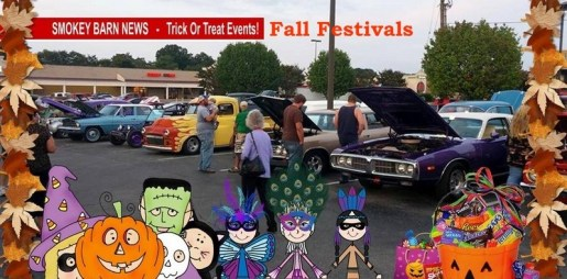 """""""Trunk Or Treat"""" & Fall Fun Events (2018) In & Around Robertson County"""