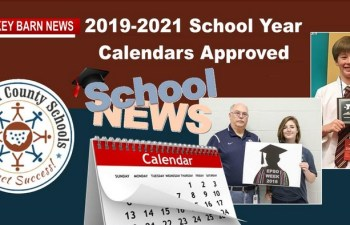 School Calendars For 2019-2021 Approved, Student Awards & Area Schools Honor Vets