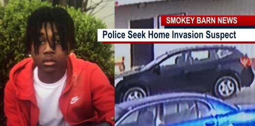 Millersville Home Invasion Suspect On The Run