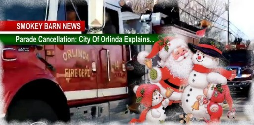 Orlinda City Council Explains Cancellation Of Christmas Parade