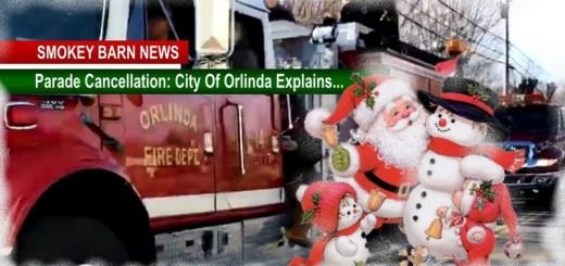 Orlinda City Council Explains Cancellation Of Christmas Parade