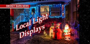 Local Light Shows - Take A Drive With Family & Friends (Must See)