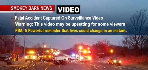 Surveillance Video Captures Fatal Robertson Accident...