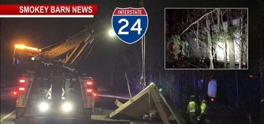 Fatal 1-24 Crash Takes One Life Monday Evening