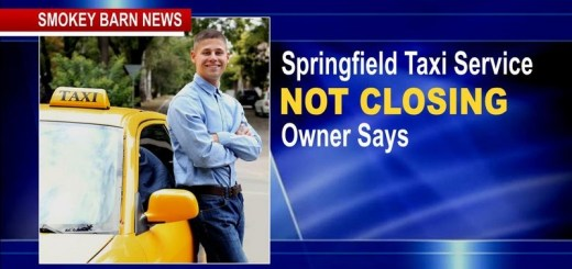 """Not Closing,"" Says Owner Of Springfield Taxi Service"