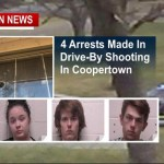 Stolen Guns Lead To Drive-By Shooting Suspects