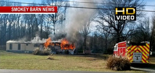 Fire Causes Heavy Damage To Coopertown Area Home Sunday