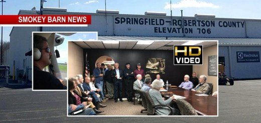Video: Tensions Flare During Robertson Airport Board Vote On FBO