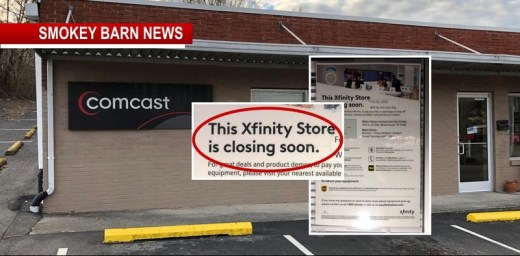 Springfield Comcast Office Closing Soon