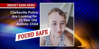 UPDATE: Found Safe - Search Underway For 13 Year Old Autistic Child In Clarksville