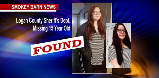 Missing Adairville, Ky Teen Has Been Found