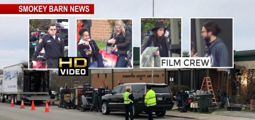 Feature Film Crew Spotted In Springfield Thursday
