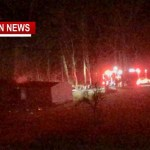 Fire Displaces Springfield Family-Officials Investigating