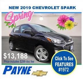 Payne 2019 Chev Spark 1972 288px