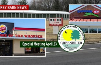 Greenbrier: Burger King Special Zoning Meeting Set For Tuesday