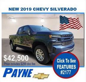 Payne 2019 Silverado 2177 288