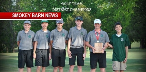 Greenbrier Middle School Golf Team Heading To Regionals