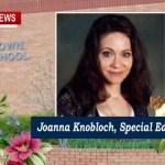 Robertson Teacher, Joanna Knobloch, Dies In Fatal Crash