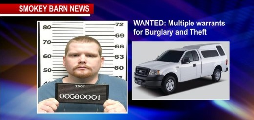 Springfield Police: Wanted On Multiple Charges Of Burglary & Theft