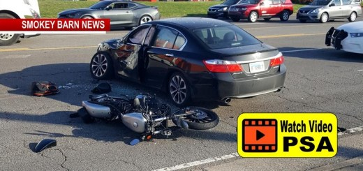 Motorcyclist Critical After Crash (Learn Tips That Can Save Lives)