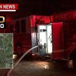 Suspicious Springfield Barn Fire Under Investigation
