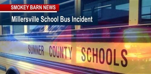 Sumner School Bus Accident Causes Minor Injuries In Millersville