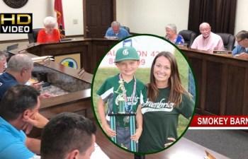 Greenbrier Names Baseball Field In Honor Of Braxton Fuqua