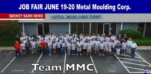 Growth Sparks Job Fair At Metal Moulding Corp In Madison, TN