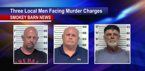 Three Robertson County Men Facing Murder Charges