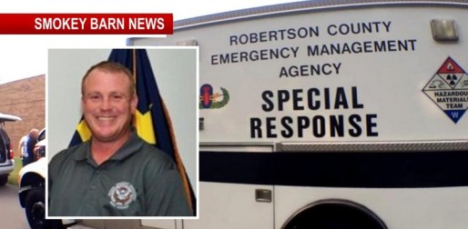 Robertson County Officially Names New E.M.A. Director