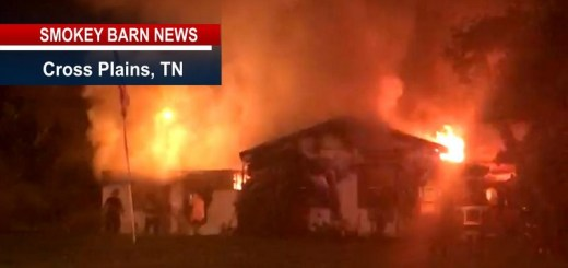 """Suspicious"" Fire Destroys Cross Plains Home Thursday Morning"