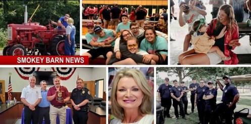 Smokey's People & Community News Across The County July 21, 2019