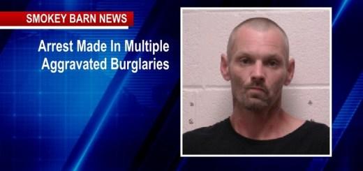 Robertson Man Arrested On Multiple Aggravated Burglaries