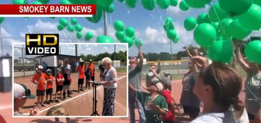 Missing Player Remembered At Field Dedication Ahead Of Word Series Trip