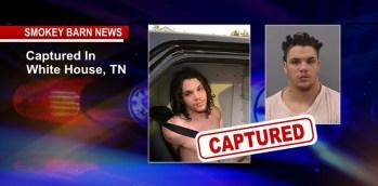 Fugitive Found Hiding In White House Attic