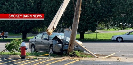 Transformer Misses Driver By Inches In Holiday Weekend Crash