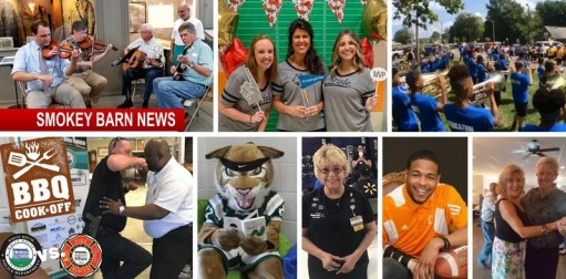 Smokey's People & Community News Across The County August 4, 2019