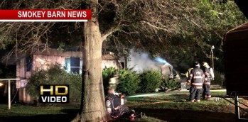 """""""Suspicious"""" Springfield Area House Fire Critically Injures One"""