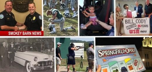Smokey's People & Community News Across The County Aug. 18, 2019