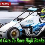USAC Midget Cars To Race High Banks At The Rim Saturday Night