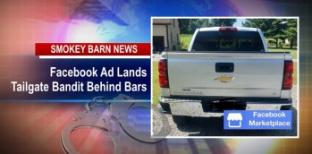 Facebook Ad Lands Alleged Tailgate Bandit Behind Bars