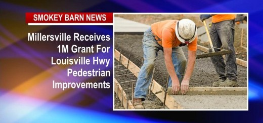 Millersville Receives 1M Grant For 31W Pedestrian Improvements