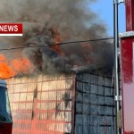 Area Tobacco Barn Lost To Fire Sunday