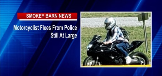 Motorcyclist Flees From Police Still At Large