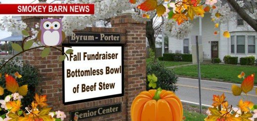 Orlinda Senior Center Bottomless Bowl of Beef Stew Fall Fundraiser Sat. Nov. 9