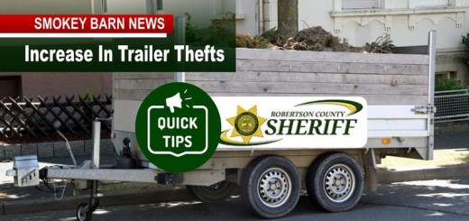 RC Sheriff's Office: Trailers An Easy Target For Thieves (Tips To Know)