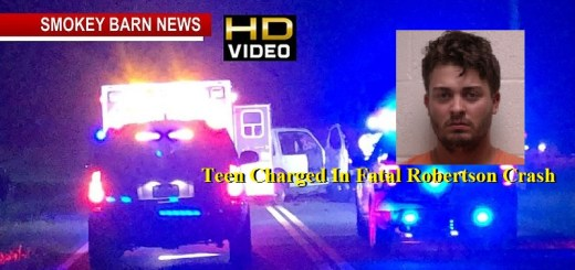 Teen Charged In Fatal Robertson Rollover